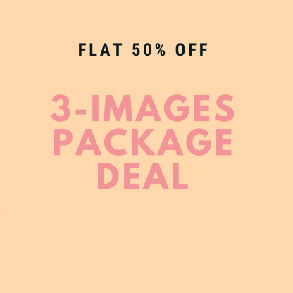 3 Images Photography Package - Baby Boy -  0-6 months - Littleaarchi